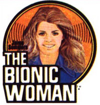 Bug Eyed Monster - Jaime Sommers, the Bionic Woman